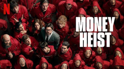 5 シーズン ペーパー ハウス ペーパーハウス シーズン5|日程発表|Netflix